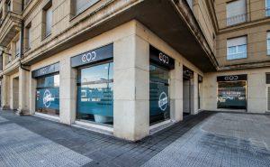 CQD Fachada Clínica dental-oftalmología medicina estética. Deusto, Bilbao