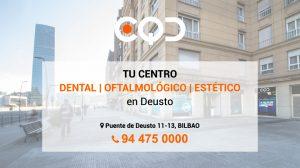CQD Tu centro dental, oftalmológico y estético en Deusto