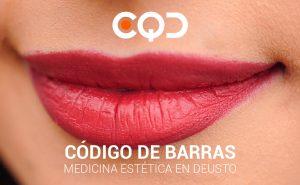 CQD Código de barras. Medicina estética en Deusto