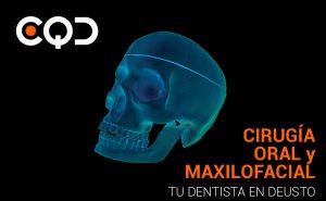 CQD Clínica dental Cirugía oral y maxilofacial. Tu dentista en Deusto