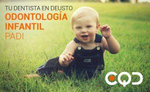 CQD Clínica dental Odontología infantil PADI. Tu dentista en Deusto