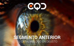 CQD Oftalmología Segmento anterior. Tu oftalmólogo en Deusto